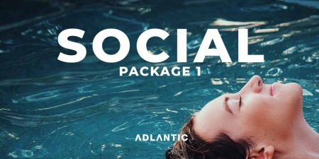 social media package 1 - relax